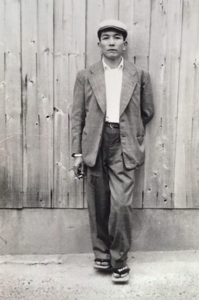 祖父の写真